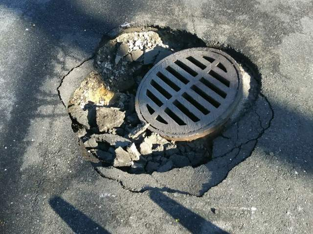 Manhole Repair Services