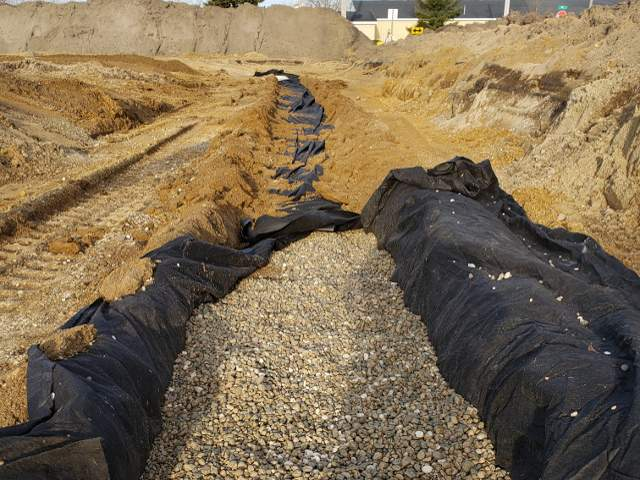 Commercial Drainage & Ditching Solutions by Dennys Excavating