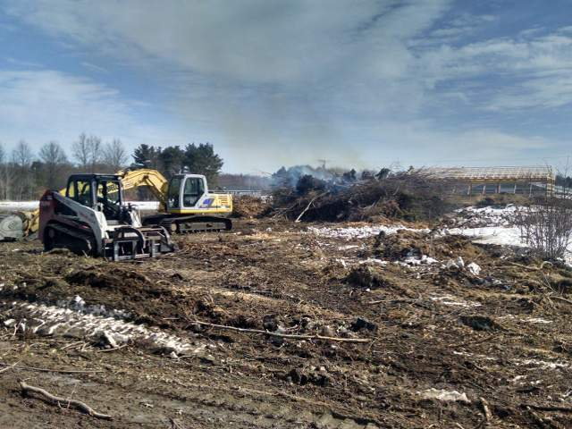 Land Clearing & Site Preparation