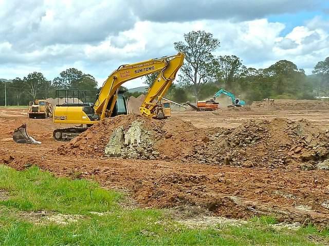 New Subdivision Land Development
