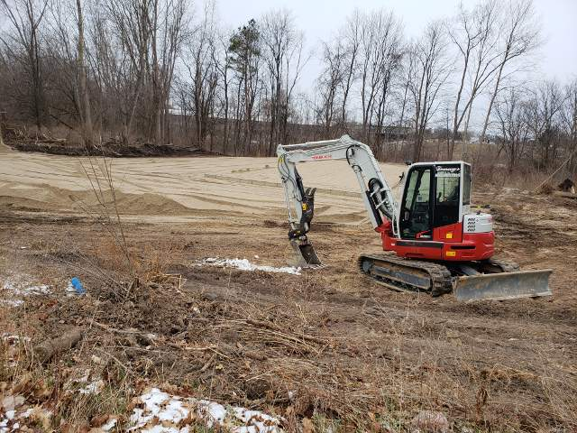 Residential Excavating & Land Clearing