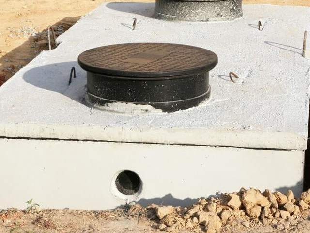 Septic Systems - Septic Tank Installation