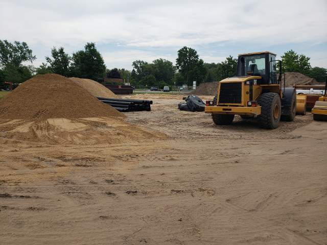 Land Improvement & Site Grading Services