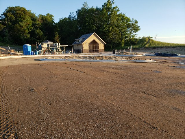 Parks & Recreation Construction by Dennys Excavating
